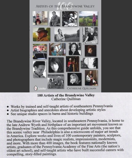 100 Artists of the Brandywine Valley